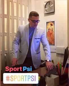 Специалист в области спортивной психологии